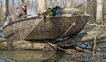Top Waterfowl Hunting Boats Wildfowl