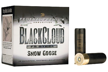 By L.P. Brezny    Federal Premium Ammunition has expanded its Black Cloud shotshell