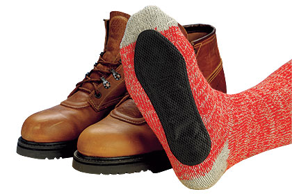 By Bob Humphrey    Toasti Toes Insole Foot Warmers are perfect for cold-weather