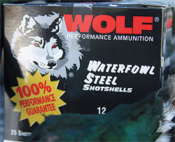By L.P. Brezny    If you're searching for a value-priced shotshell, Wolf's Waterfowl