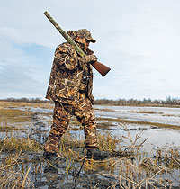 By Patrick Meitin    Millennium Hunting Waders are lightweight/breathable bootfoot