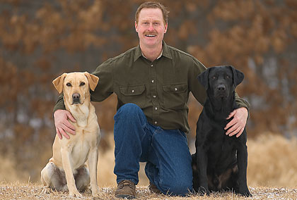 Tom Dokken gives valuable insight on using an e-collar for training your retriever. We also take a look at some of the top models in the marketplace today.