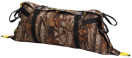 By Bob Humphrey    Uses for PortaQuip's BigFoot Camo Bag are limited only by your