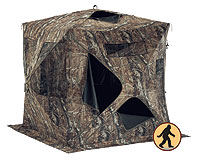 By M.D. Johnson    The Sasquatch Ground Blind is a multi-purpose blind offering