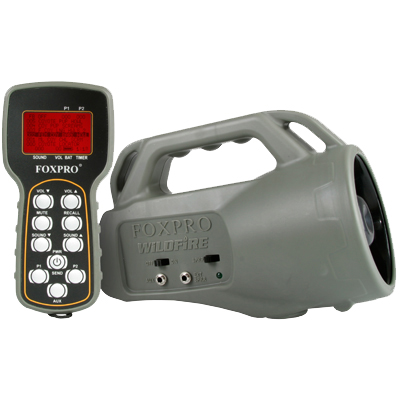With an upgraded remote, enhanced volume and a wide variety of sounds, the latest model from Foxpro