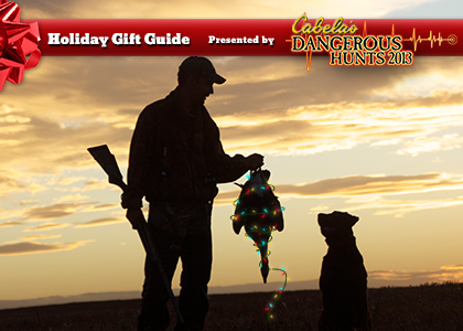 Wildfowl 2012 Holiday Gift Guide