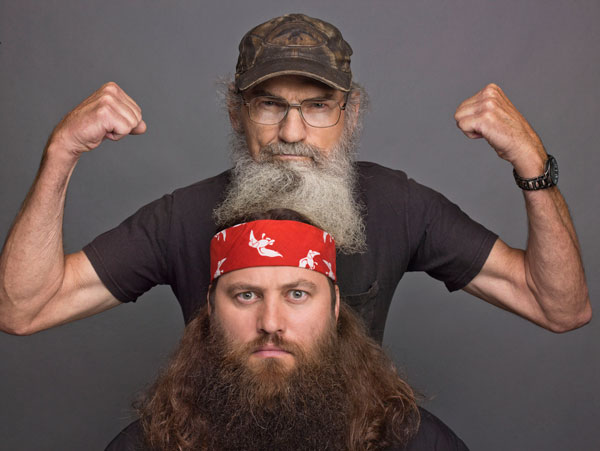 When you first tuned into an episode of A&E's Duck Dynasty, I suspect you asked yourself the