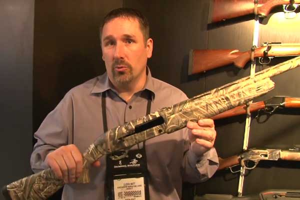 Introducing the Winchester SX3 Waterfowl in Realtree Max-5