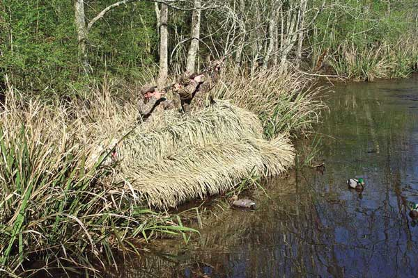 Hot New Waterfowl Blinds for 2014