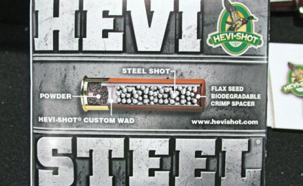 The call came in, and I was off to Pierre, S.D., with a few cases of Hevi-Shot's new Hevi-Steel, a