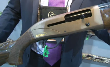 Waterfowlers looking for a reliable semi-auto shotgun will be excited for TriStar's new Viper