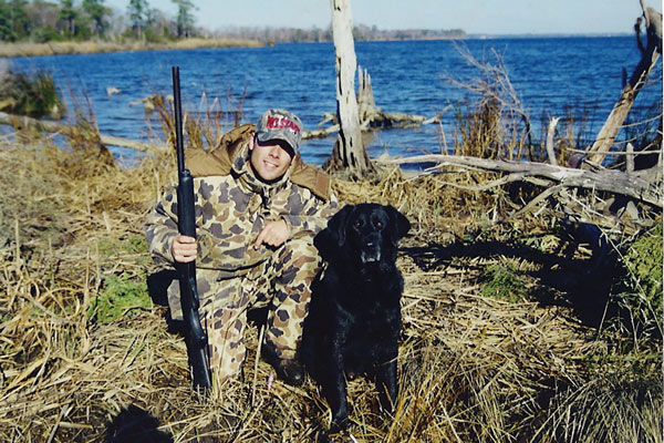 CeLABrity Retrievers: Waterfowling Veterans and Their Top Gun Dogs