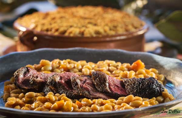 cassoulet-with-grilled-duck-breasts-recipe