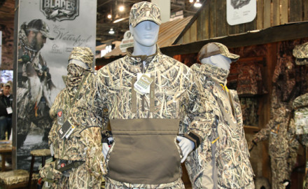 Mossy Oak Shadow Grass Blades Camo, SHOT Show 2016