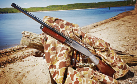 In 1988, it was a Model 11-87. Later, a Mossberg 935. Today, Remington's VersaMax. Four decades,