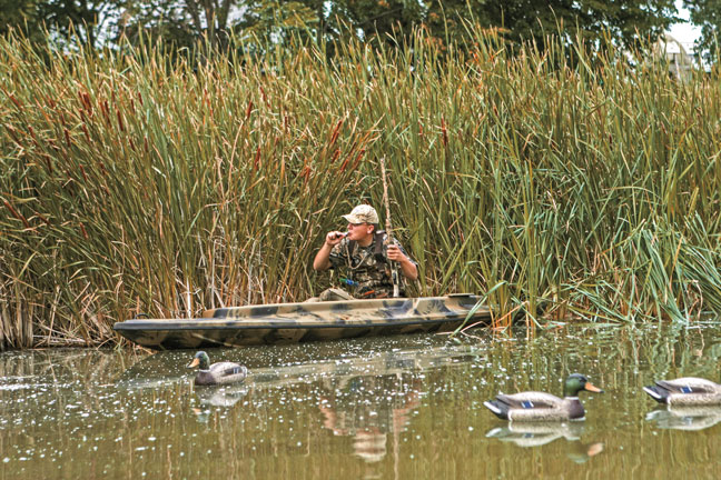 Duck-Logic-Mallard-Waterfowl-Boat