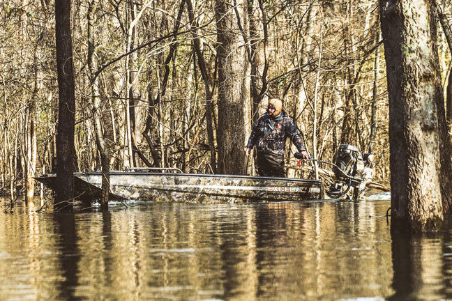 Excel-F4-Optifade-1751-Waterfowl-Boat