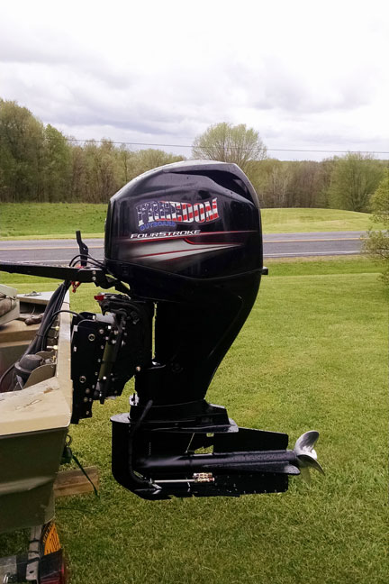 Freedom-Outboards-Mud-Motor
