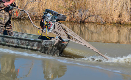 Let's face it, that old mud motor from two years ago isn't cuttin' it any longer.  Of course, it