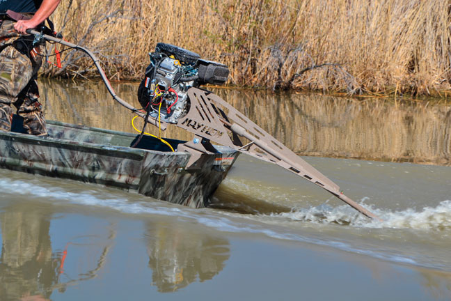 8 best mud motors for 2016 wildfowl for Best mud motor on the market