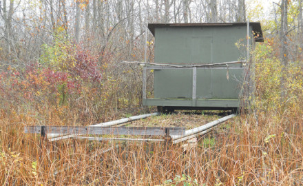 Building Your Own Roll-Out Duck Blind
