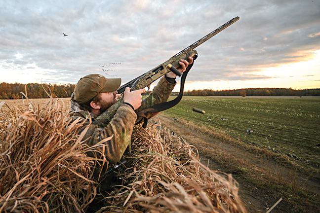 USFWS Sets Waterfowling Limits Before the Hatch