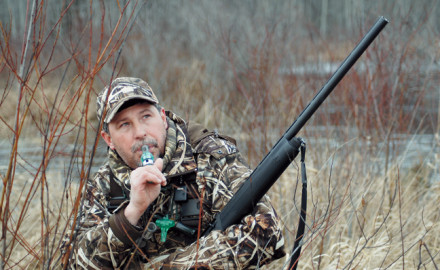It never hurts to be a whiz kid on the ole duck or goose call, but the ability to make the right