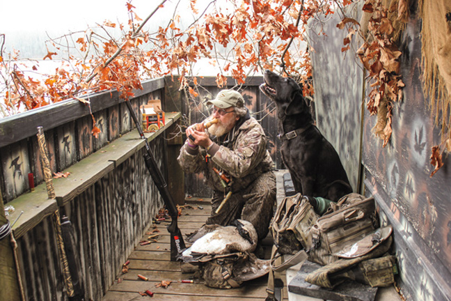 Mastering-the-goose-call