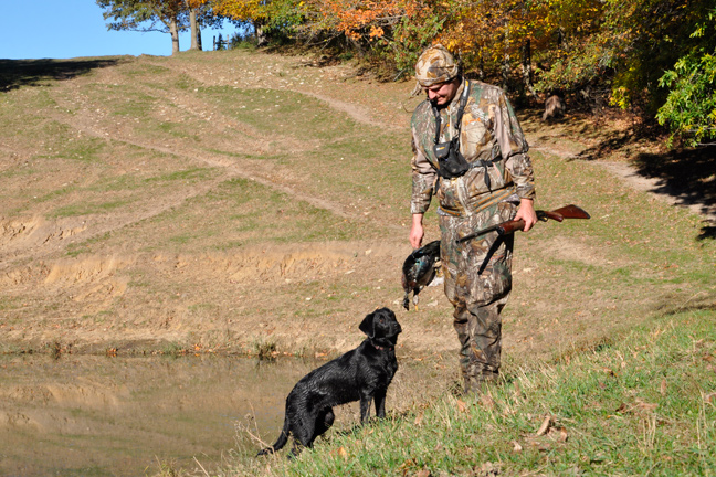 Top tips for duck hunting small waters