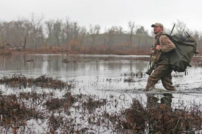 No Boat? Try These Walk-In Hunting Opportunities