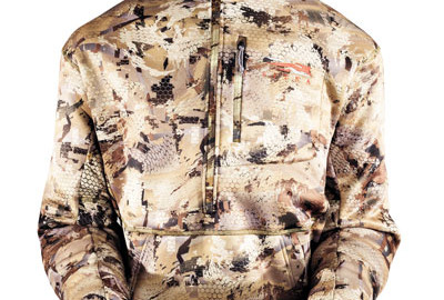 This season's introduction of camo clothes for waterfowling includes everything from traditional