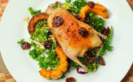 pan-seared-teal-with-tart-cherries-recipe