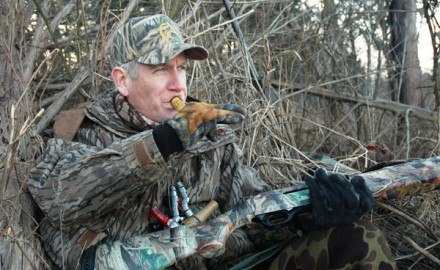 Even the best scouted spots can turn cold. When that happens, waterfowlers need to strike out into