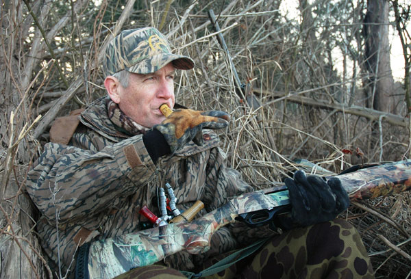 Fresh Fowl: Finding the proverbial X in duck hunting can often bring a limit of ducks to the strap. But sometimes, a hunter has to be willing to turn the lights out on a cold spot, striking out in a quest to find some new fowl real estate. Photo by Lynn Burkhead