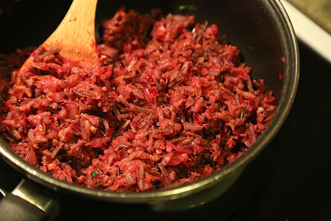 Duck With Cranberry-Bacon Wild Rice Recipe