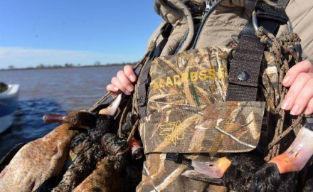 Comfort is key in all scenarios, but that's especially true when you're in the water. Author Tony J. Peterson gives you a look at two great new duck waders.