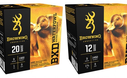 Browning Ammunition Adds New Hard-Hitting #3 Shot Size to BXD Line