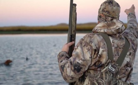 Check out these highlights from a few of our early-season waterfowl hunts. Special thanks to Dakota