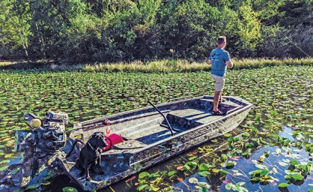 Update your duck hunting rig with the best new boats and motors for 2018!