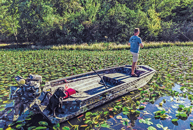The Best Boats and Motors for Duck Hunters in 2018
