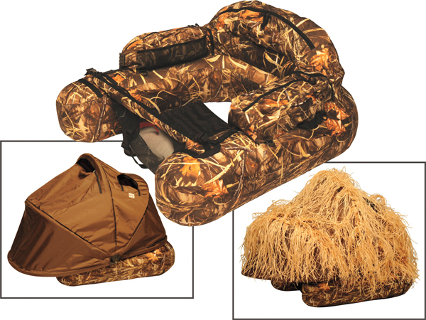 10 Best Duck Blinds And Layouts For 2013 Wildfowl