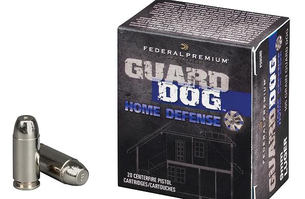 Federal Guard Dog