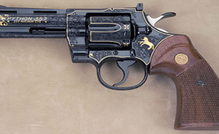 Colt's premier .357 hits the big five-oh.