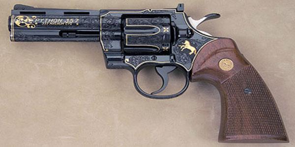 Colt Python: A Complete History