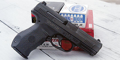 "The latest offspring from the S&W-Walther alliance is a flawless performer, but it begs the question, ""Just what is a DAO?"""