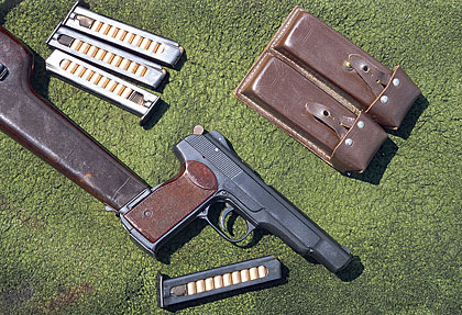 The 9x18mm Makarov