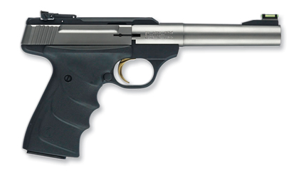 By Joseph von Benedikt    The popular .22 caliber Buckmark Camper is now available