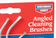 By Joseph von Benedikt    These new brushes are designed for cleaning hard-to-reach
