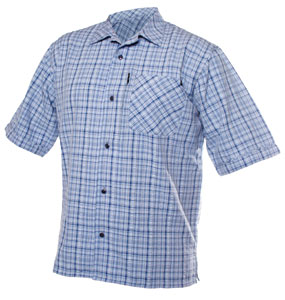 By J. Scott Rupp    Great for warm-weather concealment, the 1700 shirt has a pleated