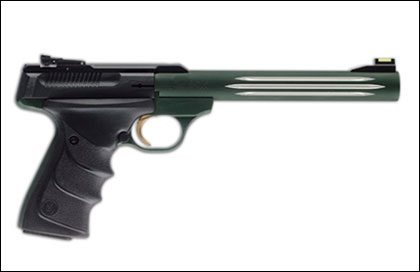 Buck Mark Lite Green